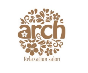 Relaxation salon arch